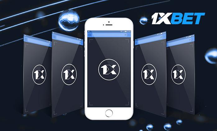 Application mobile : connectez-vous avec votre 1xBet CM
